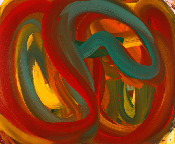 Karin Davie paintings 2003-2006